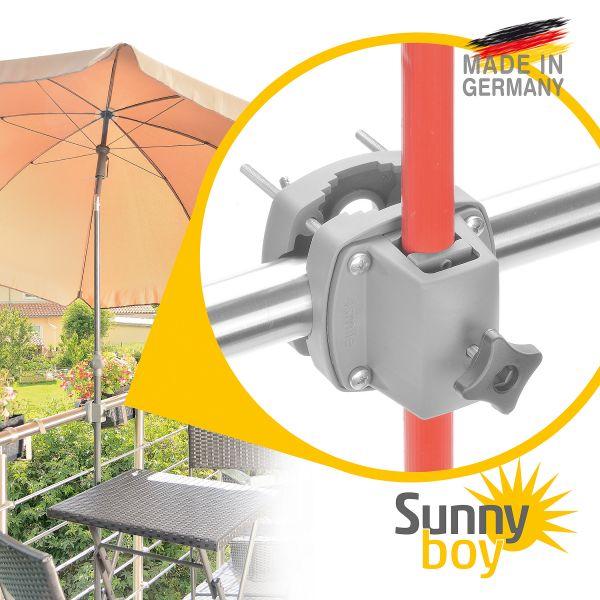 Sunnyboy Sonnenschirmhalter Balkongeländer